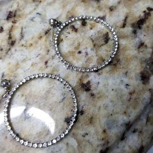 Swarovski Crystals  Vintage earrings